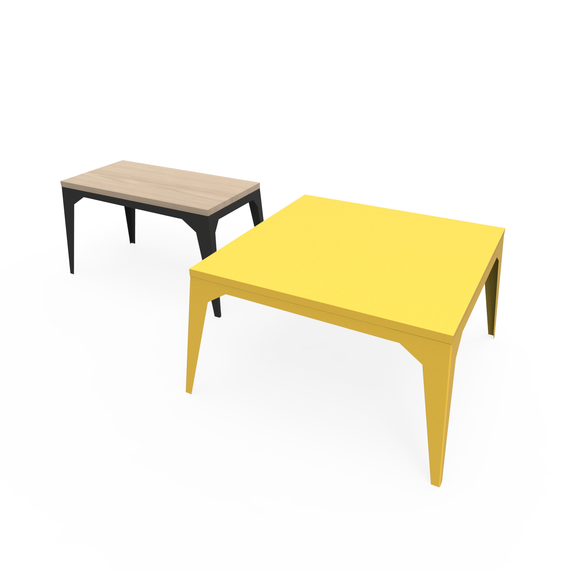 Cuatro Coffee Tables